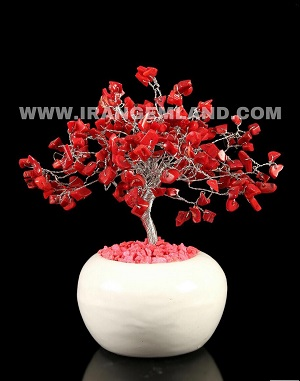 Coral jewelry shrub code 0019