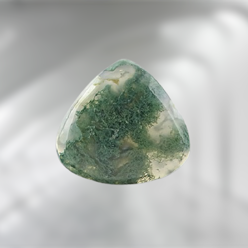 Natural Moss Agate Code  55