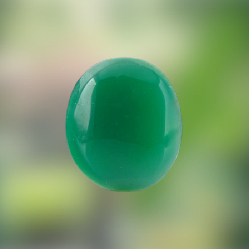 Natural Green Agate Code  28