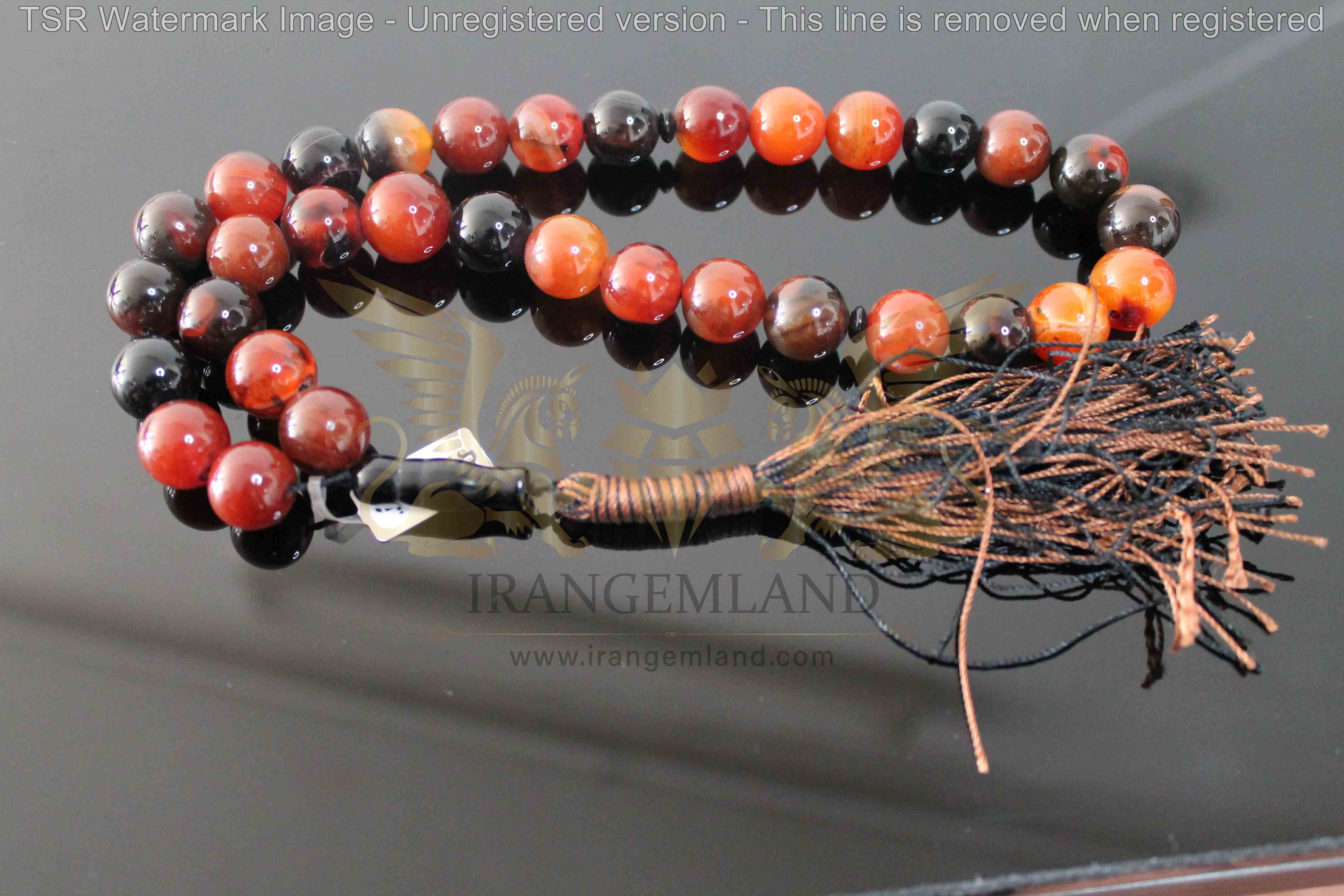 Agate rosary code 002