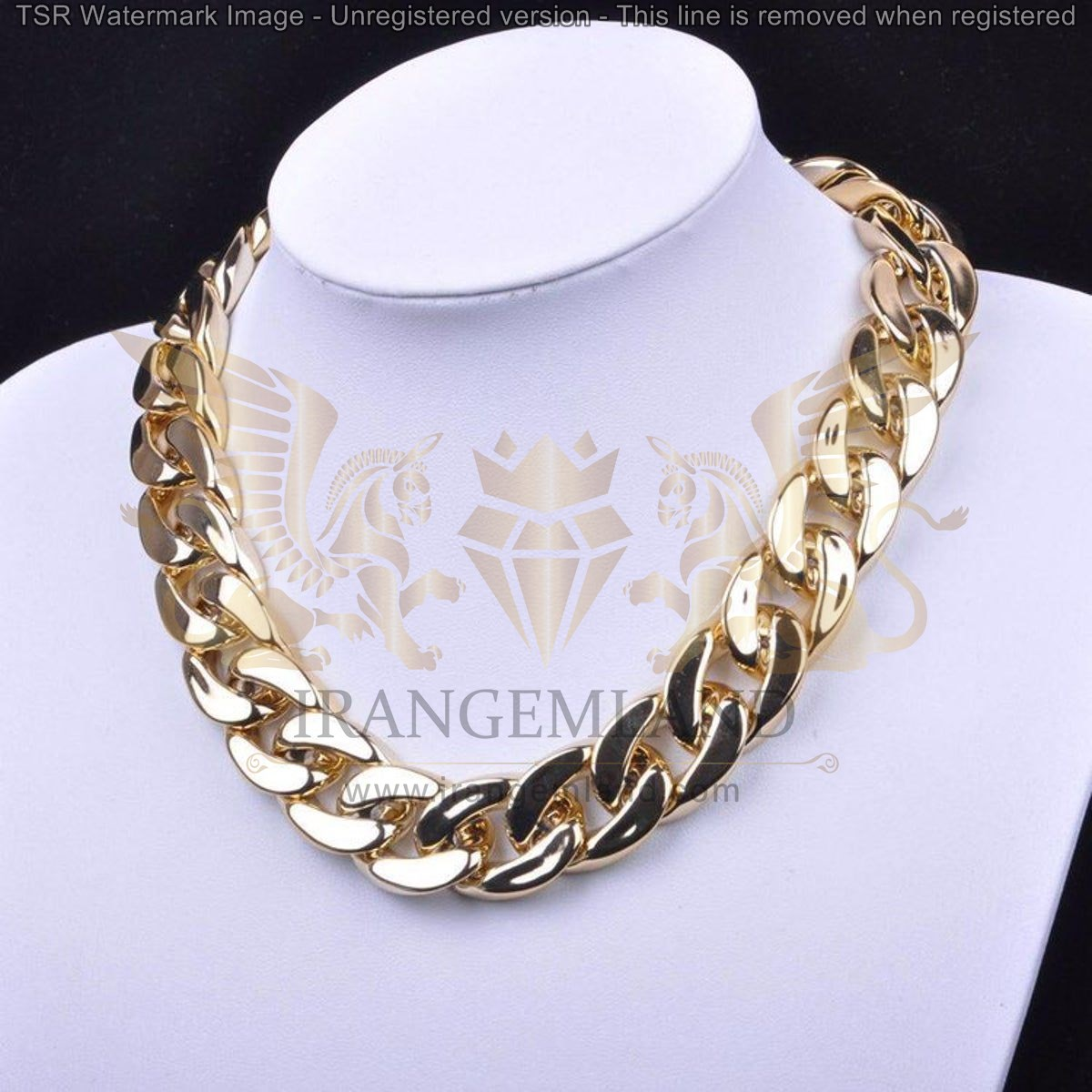 Silver chains code 0052