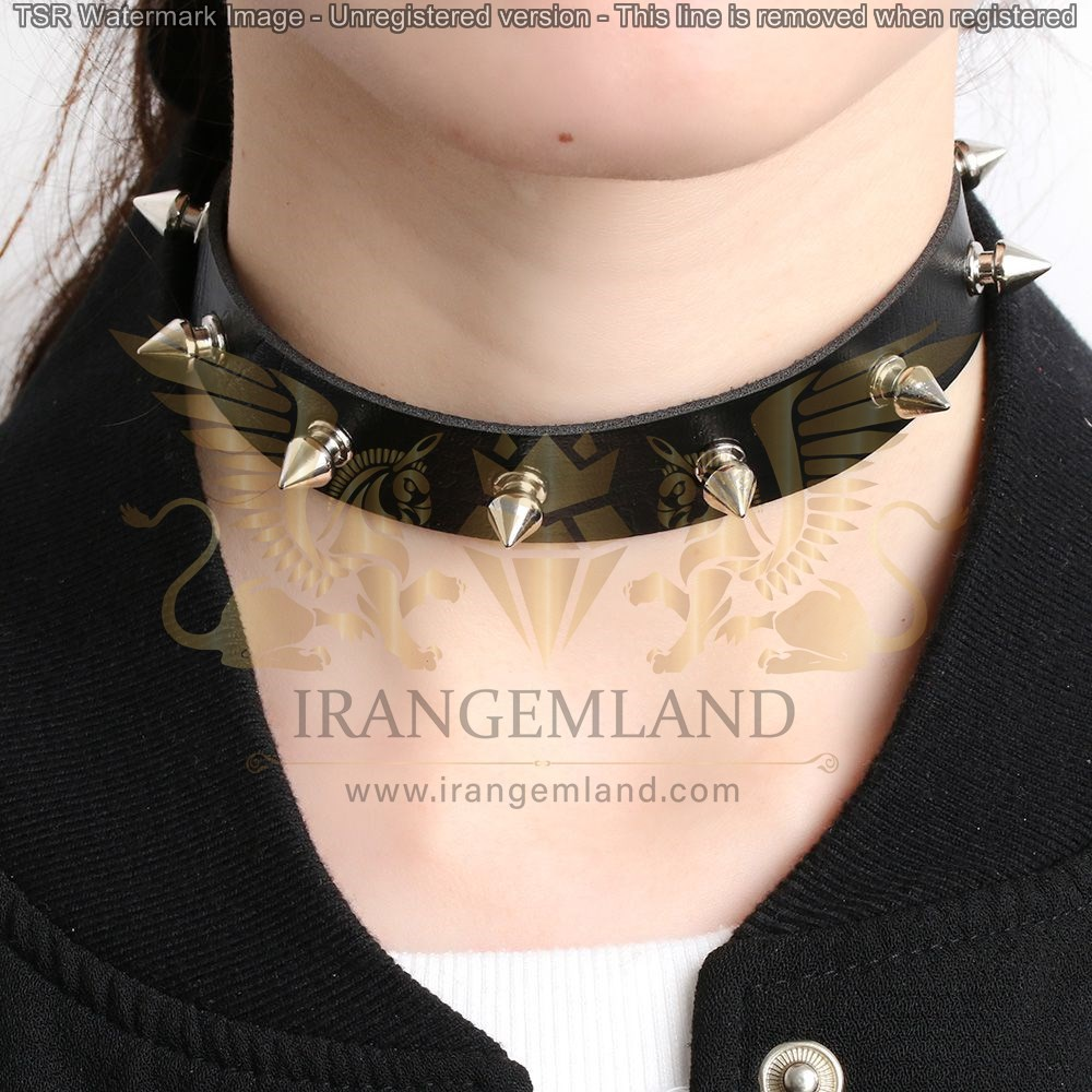 Spanish fashion necklace code 009
