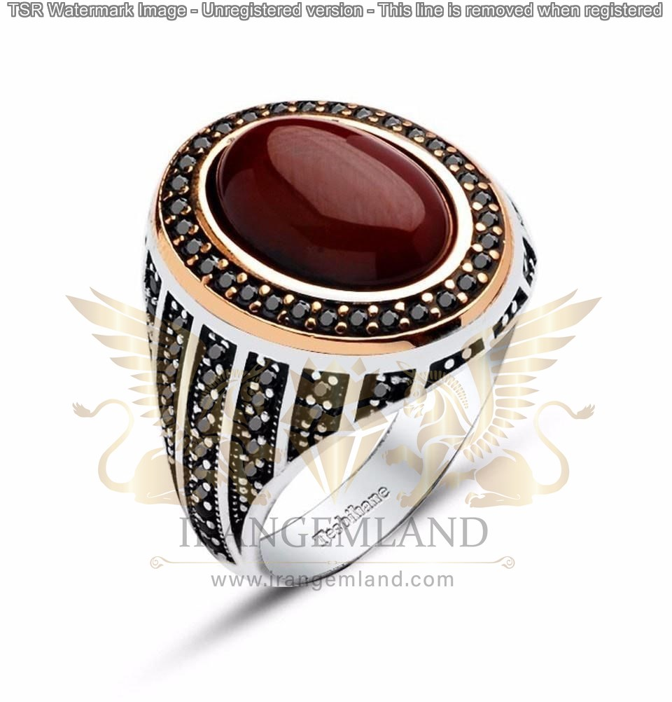 agate ring code 0035