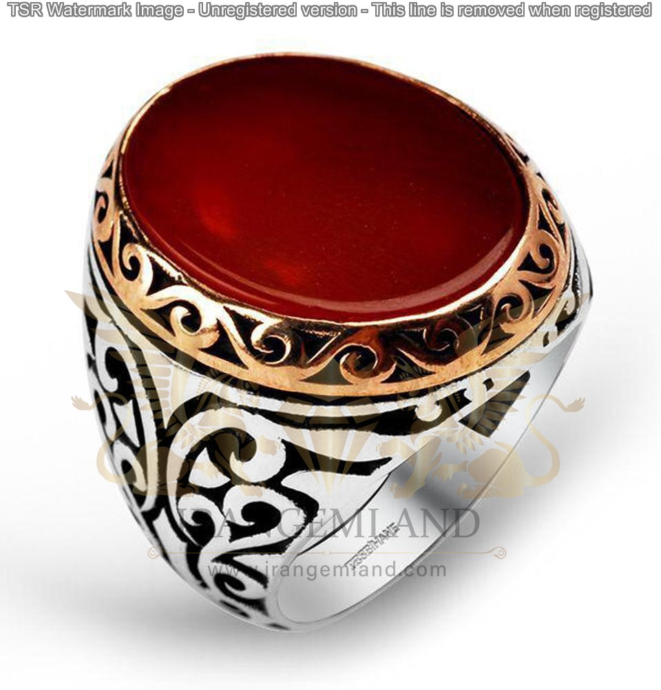 agate ring code 0026