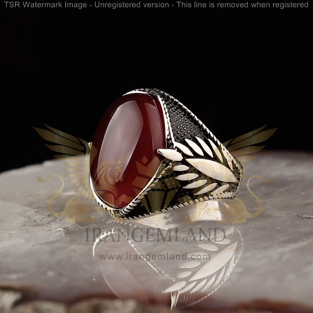 agate ring code 0032